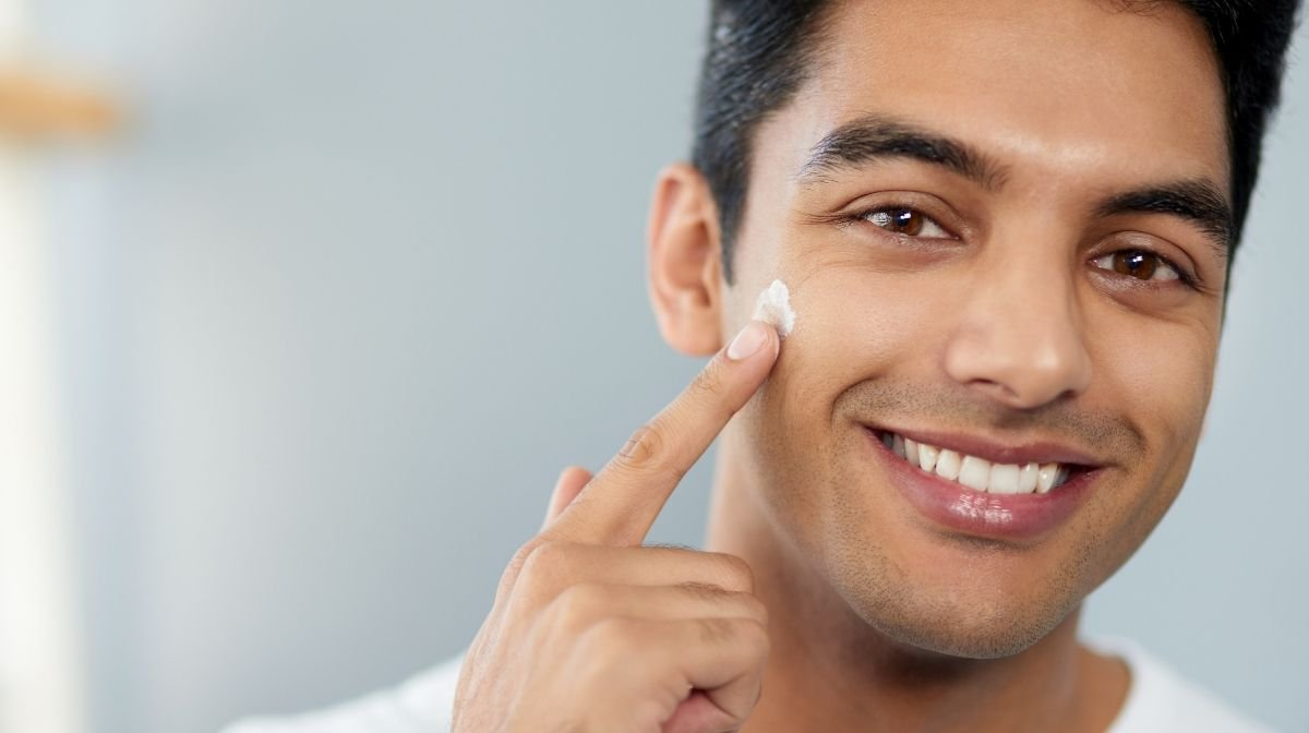 Try to get into the habit of following a post-shave routine from your very first shave.