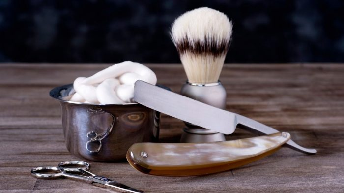 From Straight Razors to Flexible Shaving