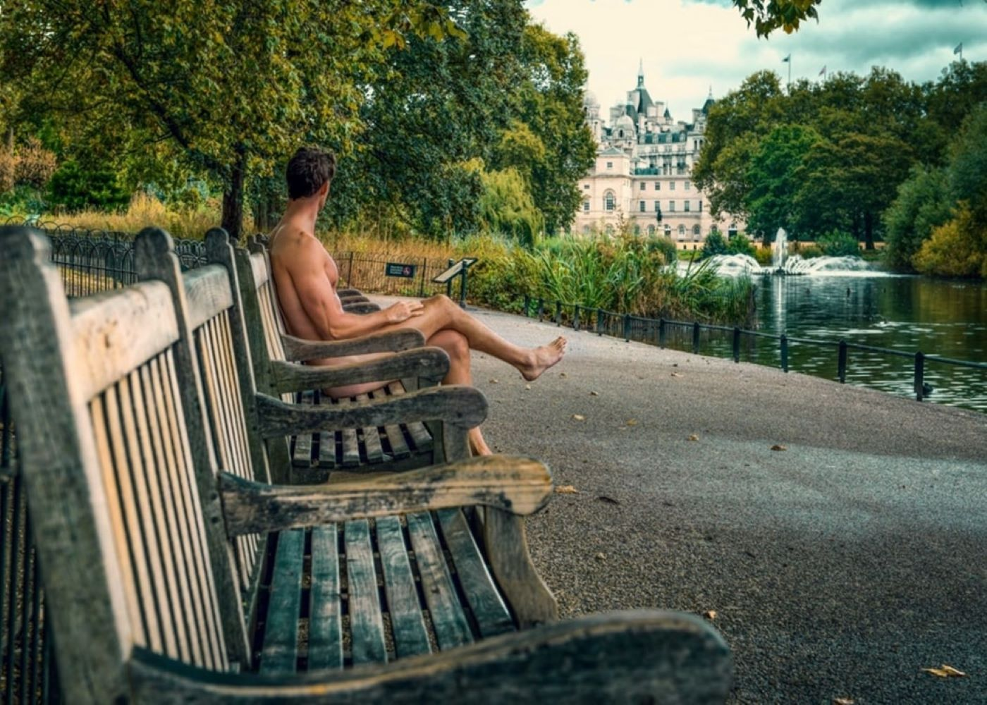 The Naked Professor: How to Feel Happy in Your Own Skin