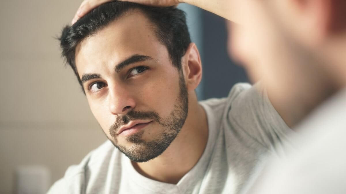The Best Hairstyles for a Receding Hairline