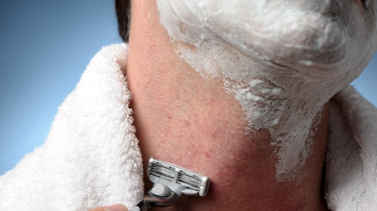Your Guide to Shaving with Spots