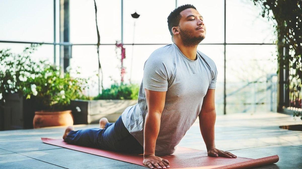 Yoga for Men: A Beginner's Guide