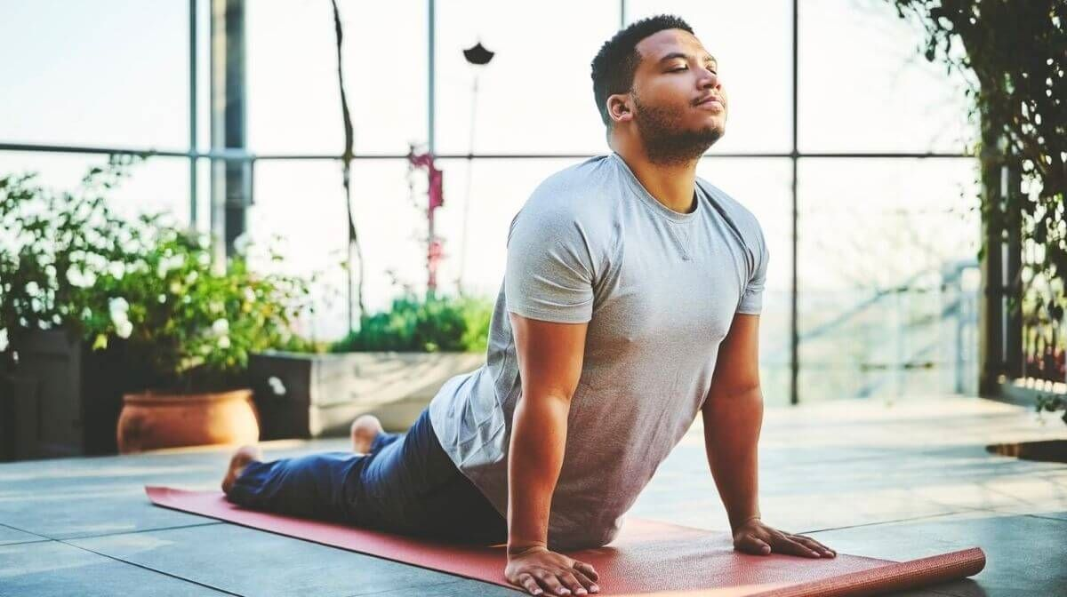 Yoga for Men: A Beginner's Guide