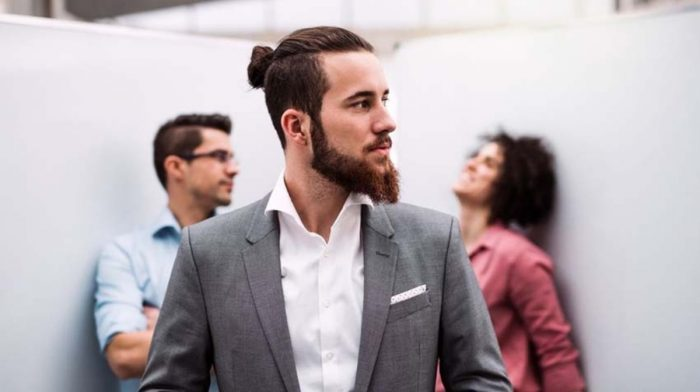 How to Grow a Ducktail Beard
