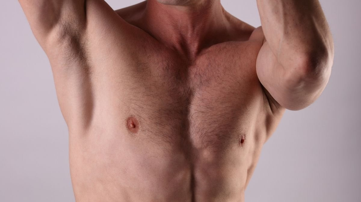 Shaving Armpits Reduces Body Odour in Men