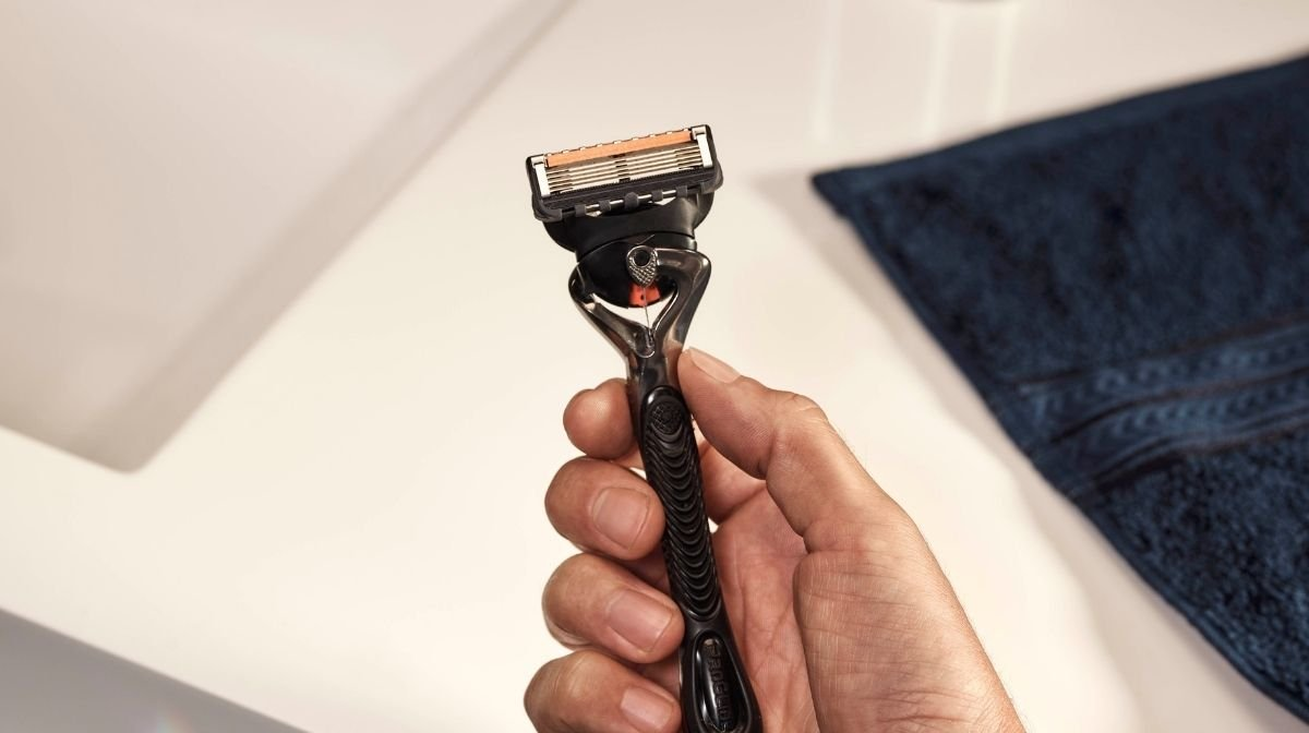 Gillette Launches New Shaving Tech