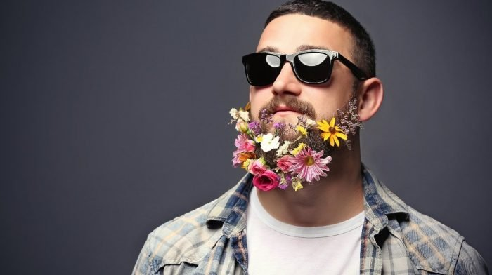 Flower Beards: Would You Rock One?