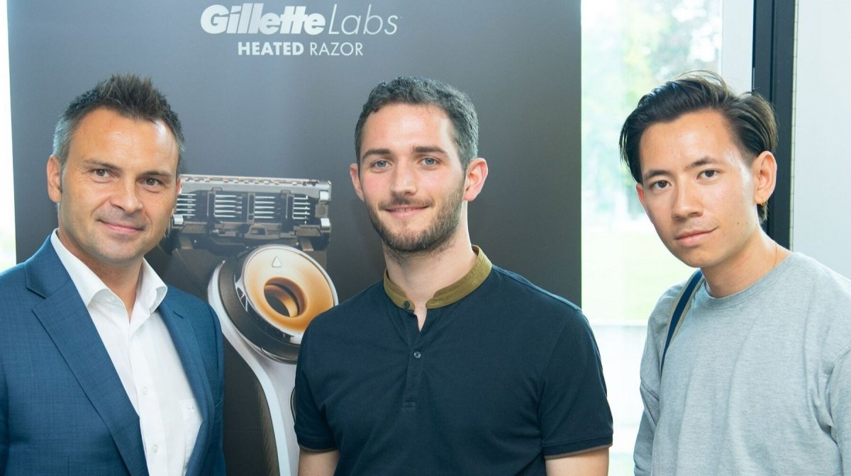 Interview: Behind the Scenes at GilletteLabs