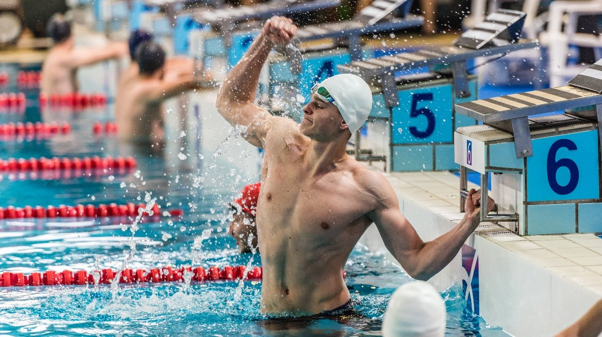 Professional Swimmers Gain Up to 2% in Aerodynamics by Shaving | Gillette UK