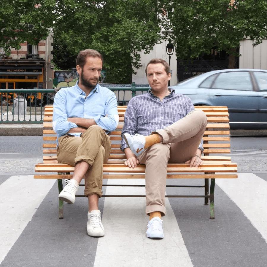 Sebastien Kopp and Francois- Ghislain Morillion