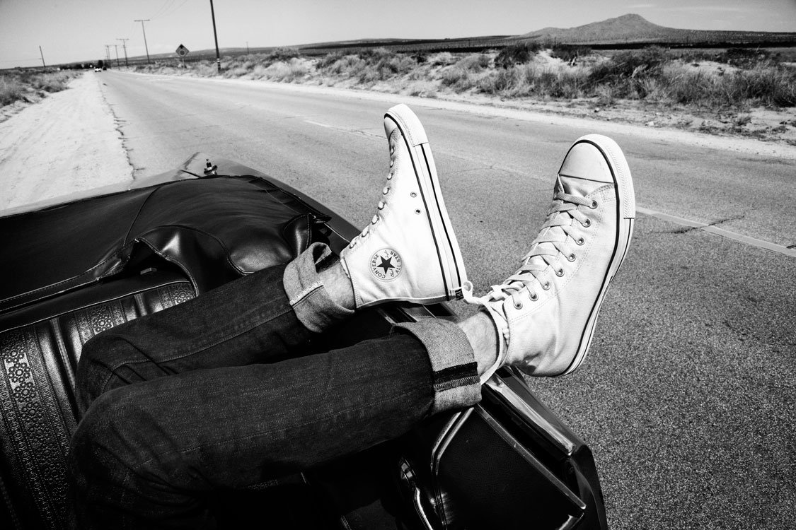 Chuck Taylor, Converse, and Us: A True American Love Story