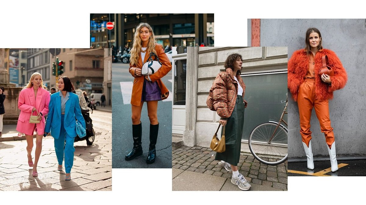 The Top 5 AW20 Street Style Trends