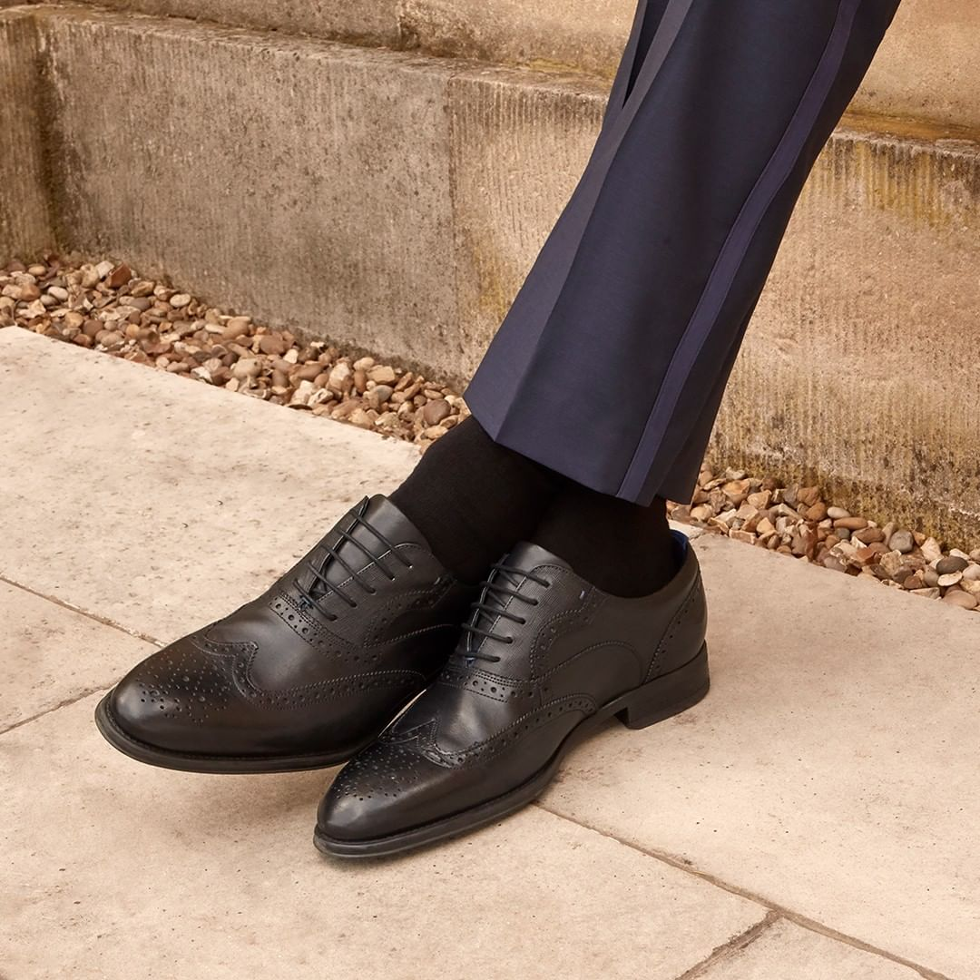 how to style brogues