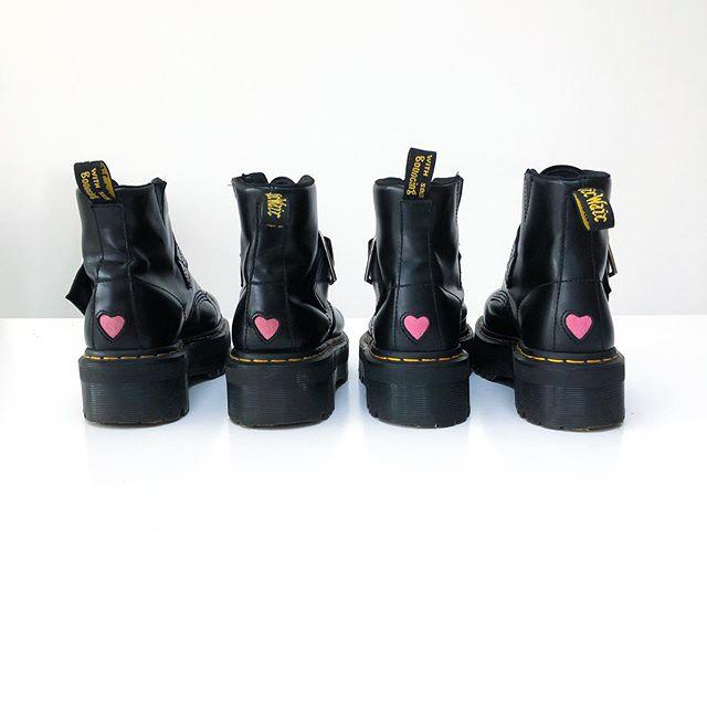 Dr Martens Lazy Oaf boots