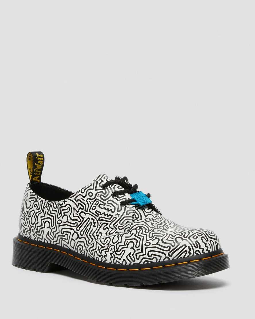 Keith Haring x Dr Marten Collaboration