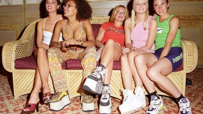 The Best 90's Footwear Styles That Are Back In