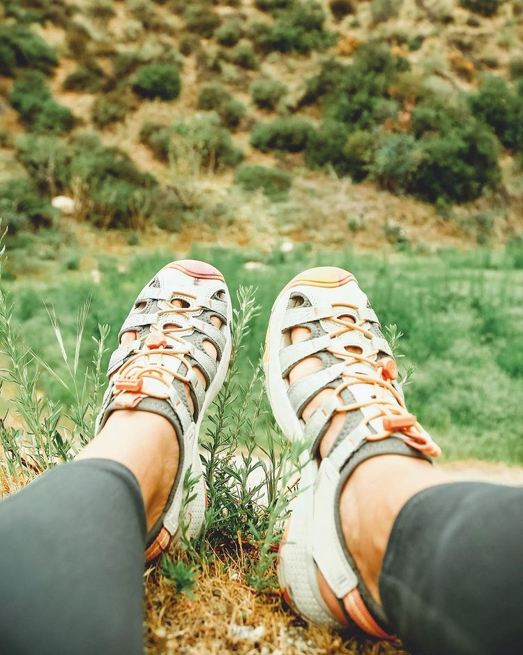 Keen Sustainable Closed Toe Shoe