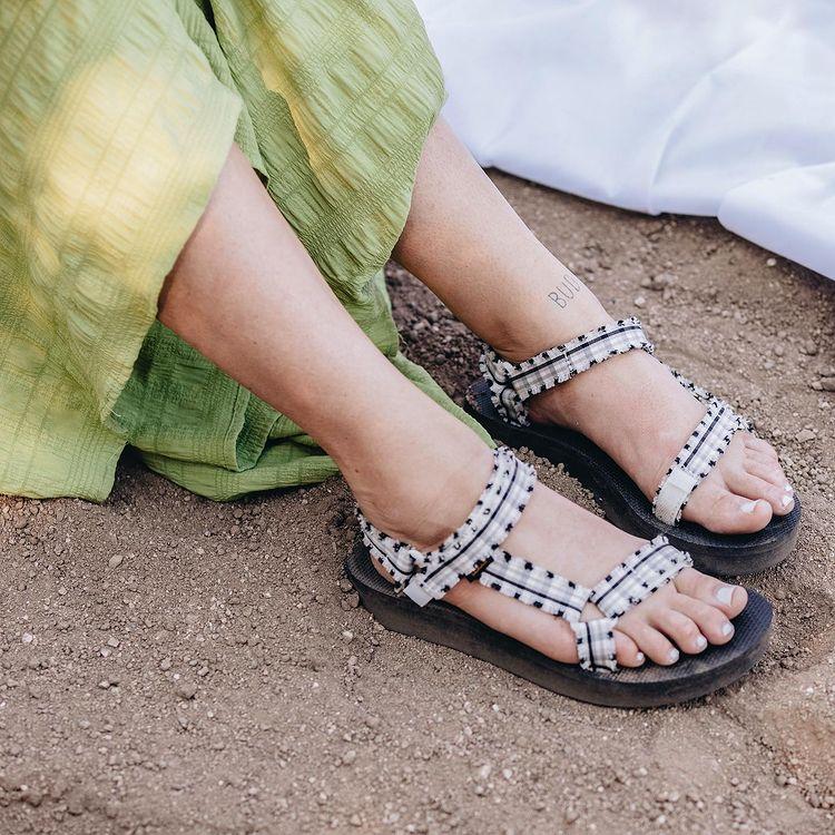 Trecky Sustainable sandal