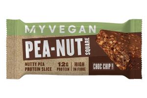 Pea-Nut Square