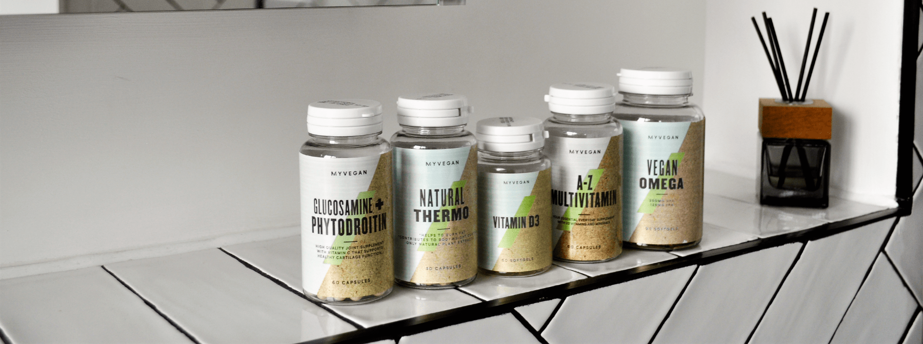 Tablets & Capsules — Take Your Plant-Based Nutrition To New Heights