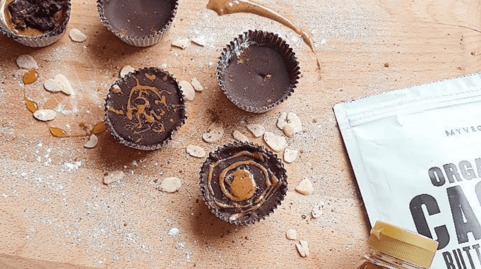 Vegan & Gluten-Free Peanut Butter Cups Recipe