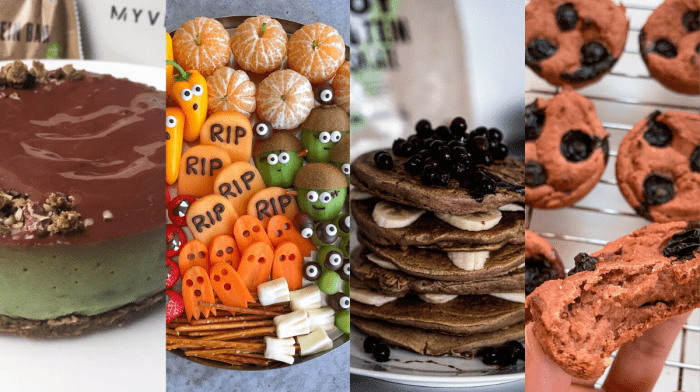 7 Spooky Healthy Vegan Halloween Snack Recipes