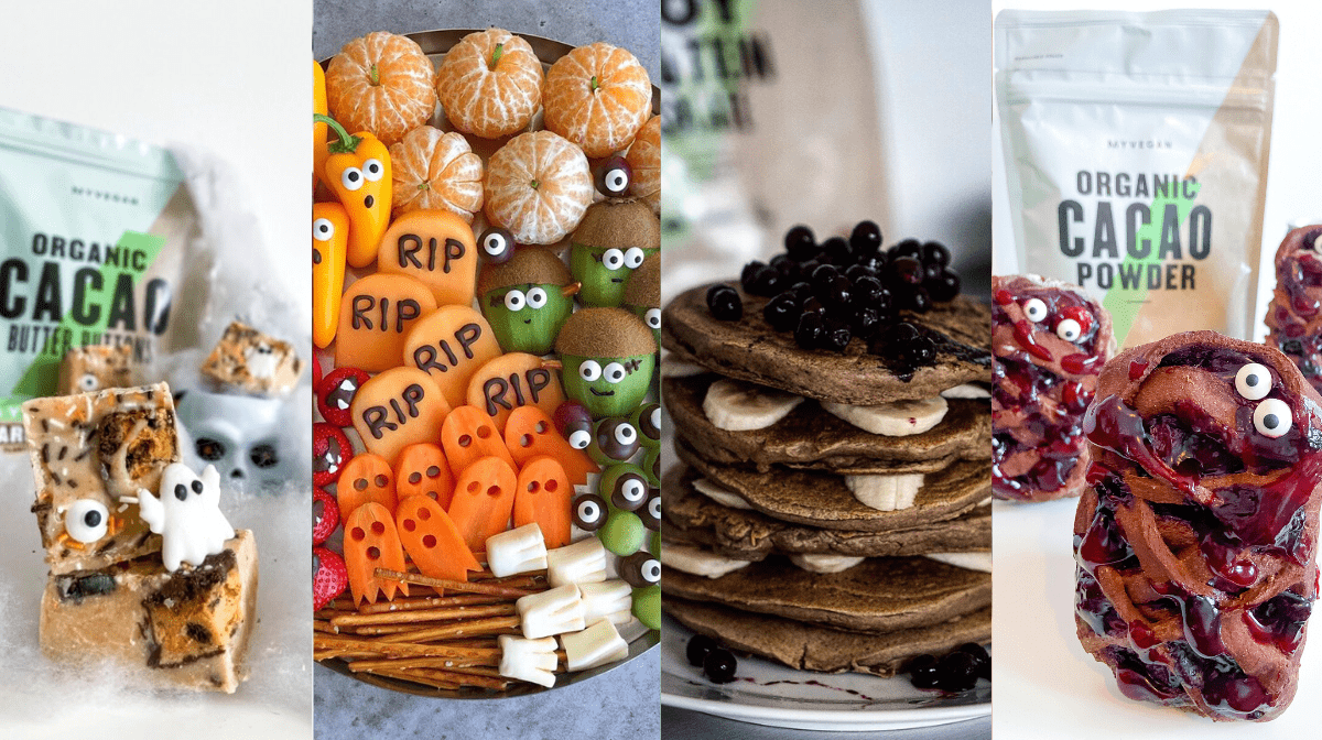11 Spooky Healthy Vegan Halloween Snack Recipes