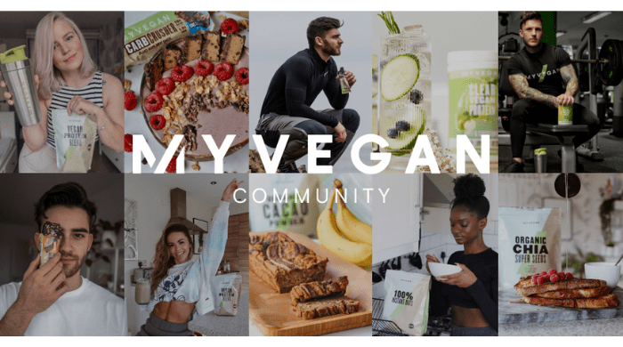 Myvegan Facebook Community Group