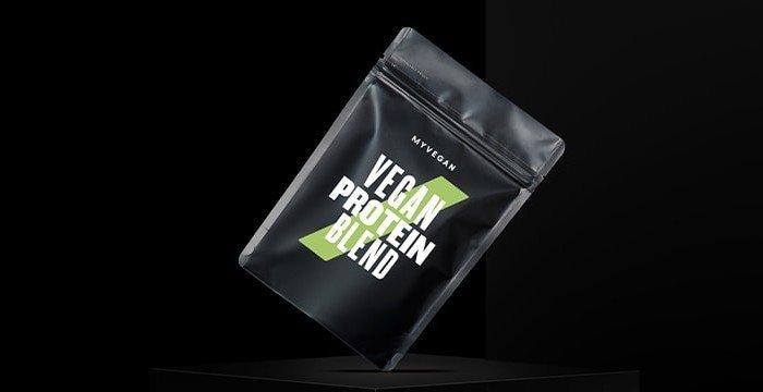 Dark Chocolate Vegan Protein Blend