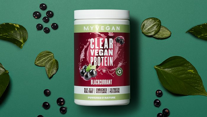 Cleat Vegan Protein Blackcurrant