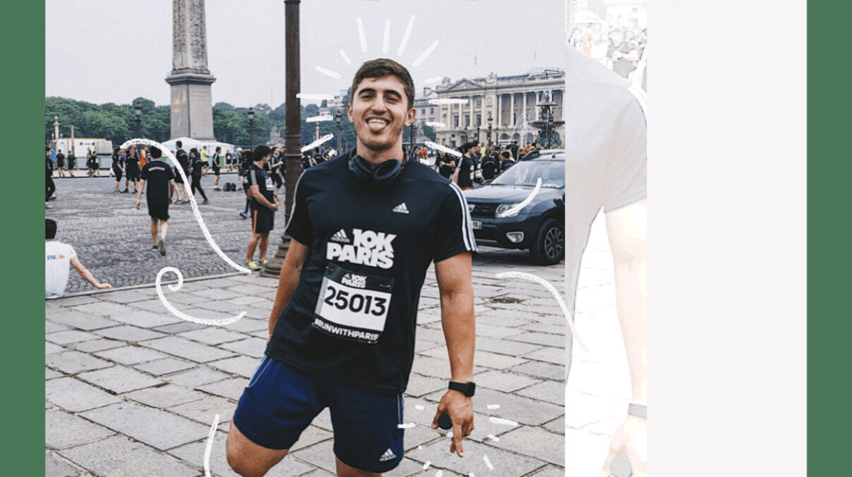 A Plant-Based Vegan Diet For Fitness – Giuseppe's Story