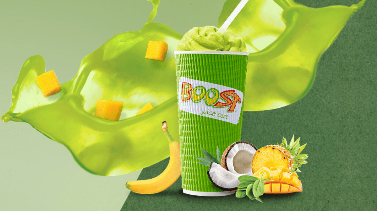 BOOST x Myvegan — New Vegan Protein Smoothie & Competitions