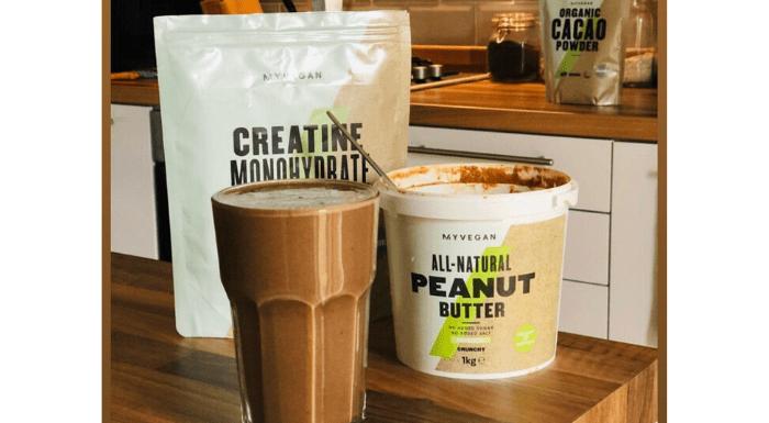ultimate vegan protein shake