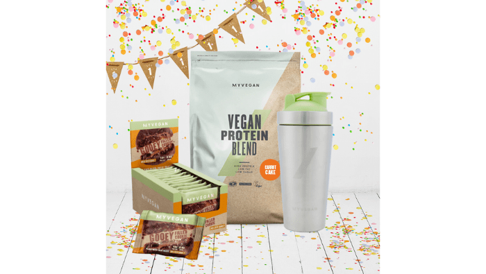Limited-Edition Vegan Birthday Bundle