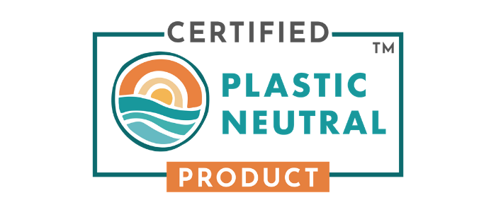 certified plastic neutral