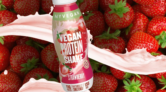 ready-to-drink Vegan Protein Shakes