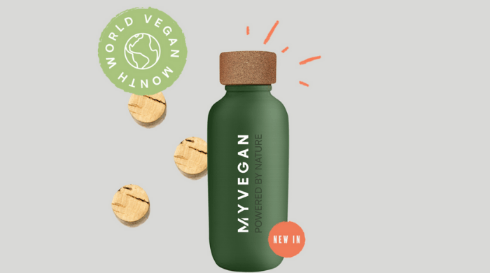 Myvegan Eco-Bottle