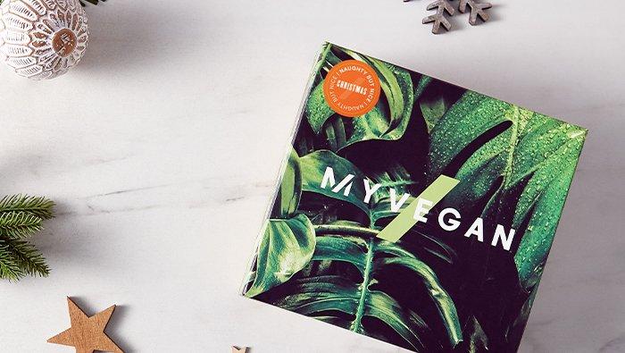 Myvegan Christmas Gift Box