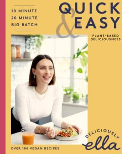Deliciously Ella Cookbook   Quick & Easy