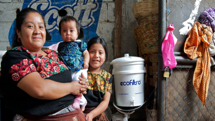 Water Filtration & Improved Cookstoves, Guatemala