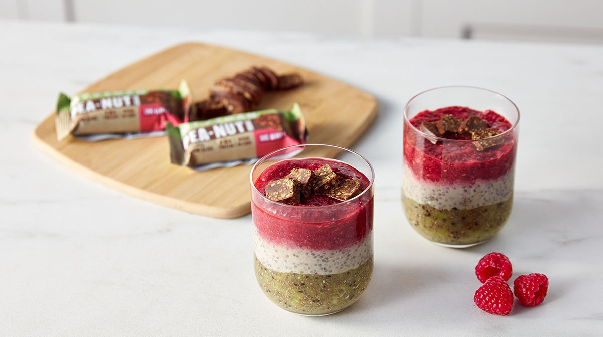Berry & Maple Chia Pudding Recipe