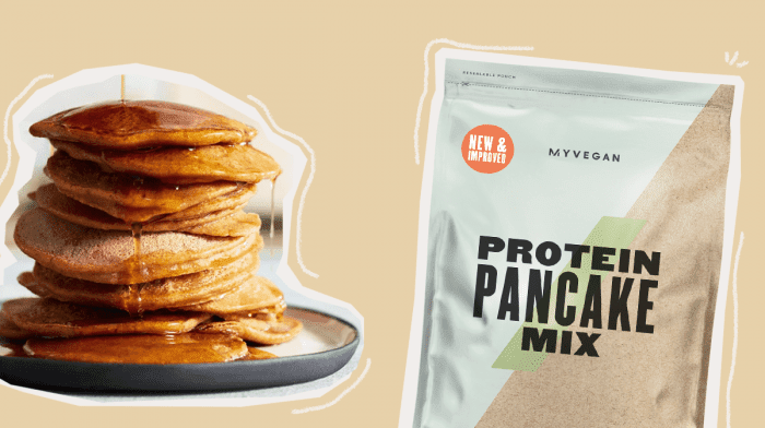 NEW & IMPROVED Protein Pancake Mix