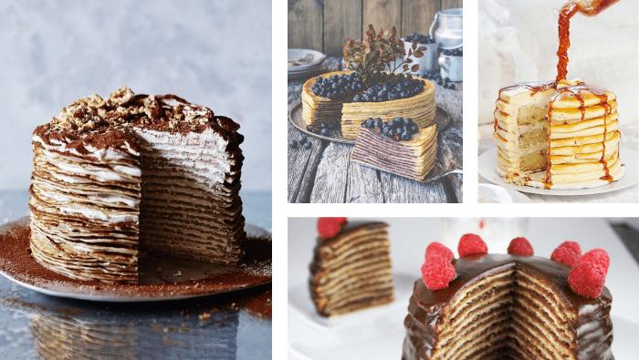 Pancake Layer Cake