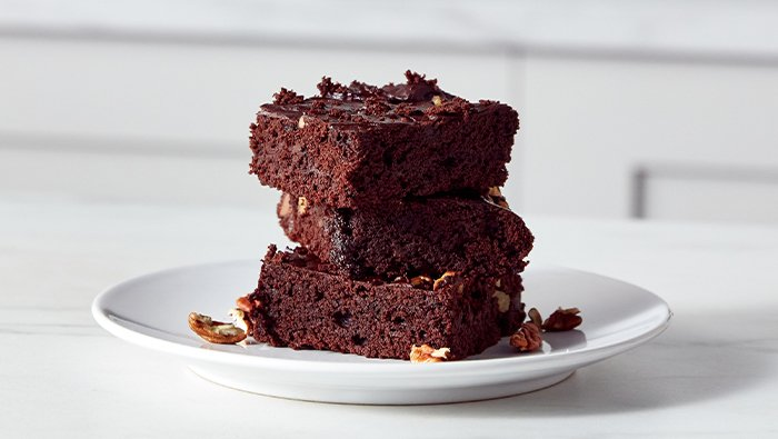 Chocolate & Walnut Brownies
