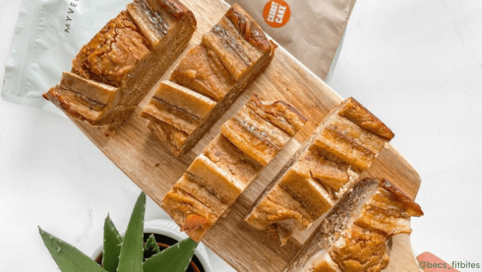 Carrot Cake & Banana Loaf