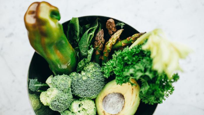 Vegan Calcium Sources | Leafy Greens