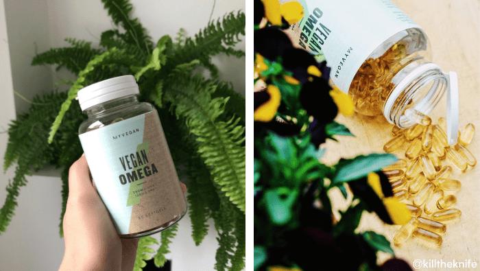 Vegan Omega 3 Supplement | Myvegan