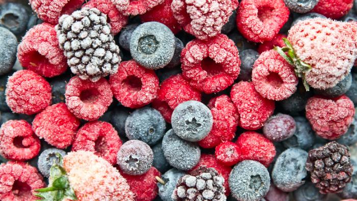 Frozen Berries | Reduce Food Waste