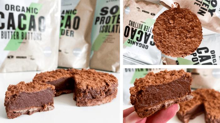 Vegan Bourbon Custard Tart | Plant-Based Recipe Ideas
