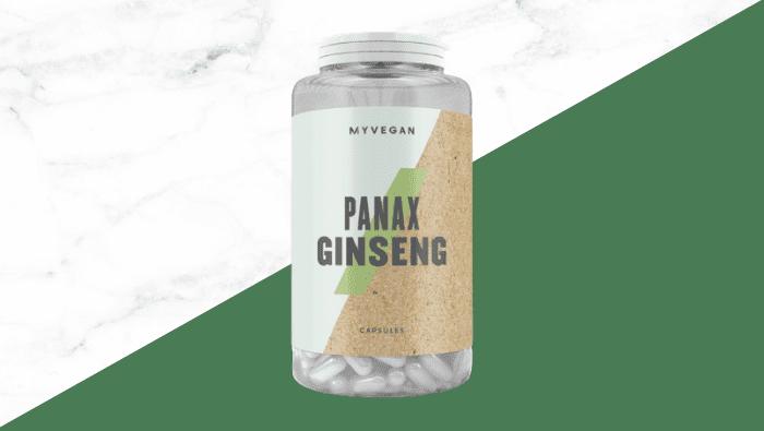 Panax Ginseng Benefits | Myvegan